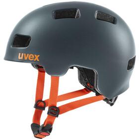 UVEX hlmt 4 CC Helmet Kids petrol mat